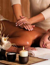 Alter Bahnhof - Gesundheitsstudio - Massage